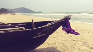 200h Teachertraining Strand Goa Indien