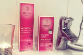 Vegane Wellnessprodukte von Weleda