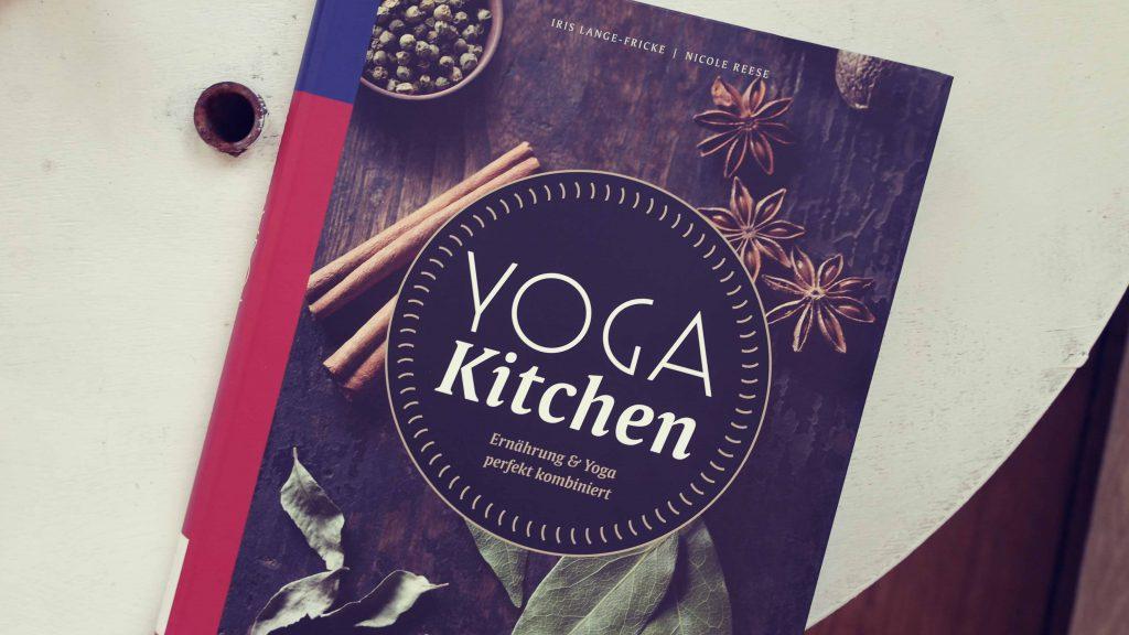 Yoga Kitchen - Buch über yogische Ernährung