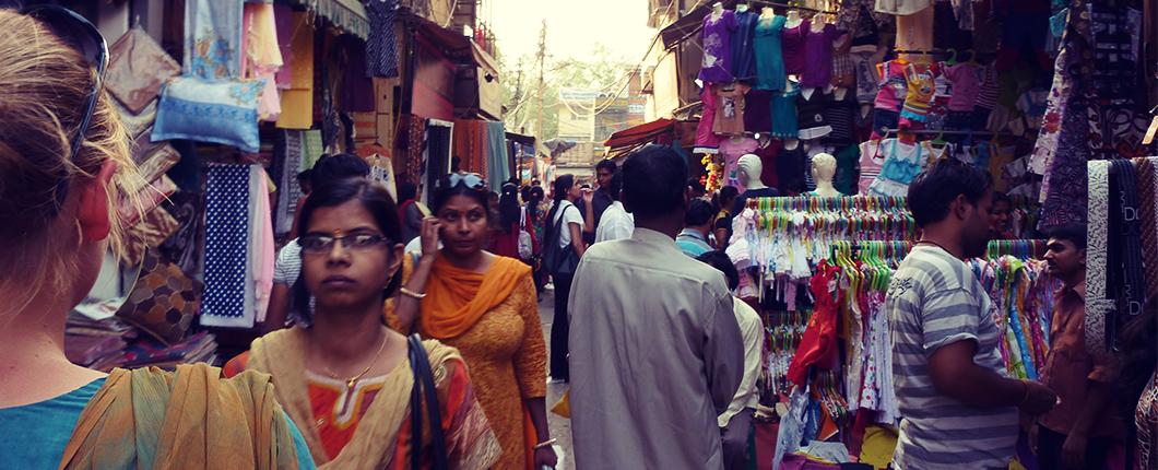 YogaGypsy Delhi Streetlife