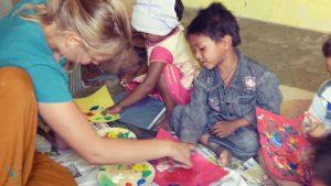 Freiwilligenarbeit in Indien