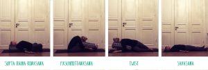 Yogaübungen für Entspannung