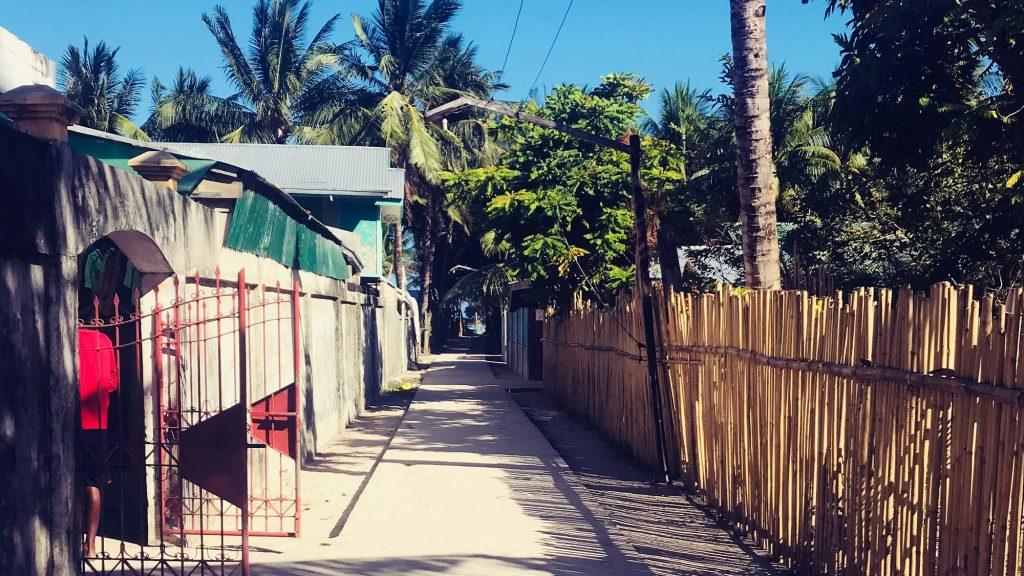 YogaGypsy Travelling Philippinen Dorf