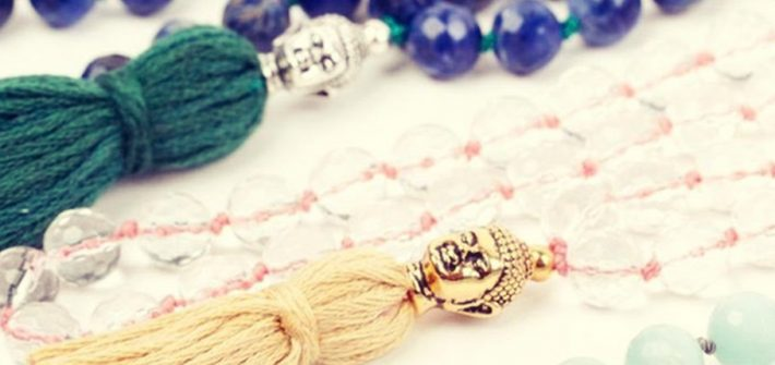 YogaGypsy Malakette Gebetskette zur Meditation