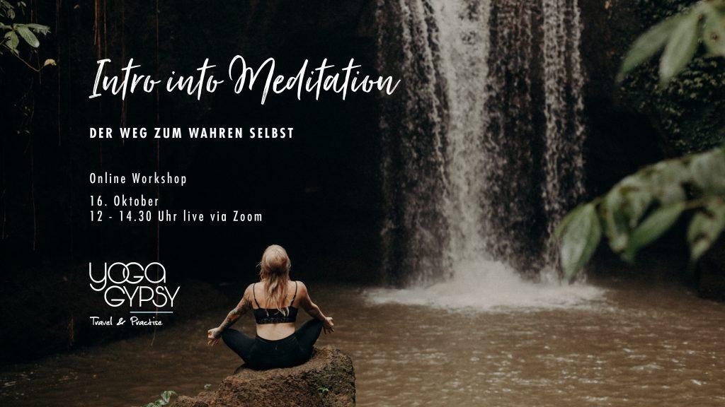 Intro into Meditation